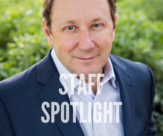 Fred Huther: STAFF SPOTLIGHT