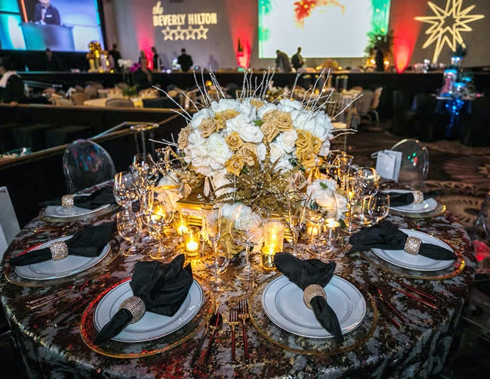 High Holiday Glamour — SITE SoCal Holiday Event at The Beverly Hilton